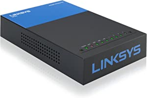 Linksys LRT214 Gigabit VPN Router (Renewed)
