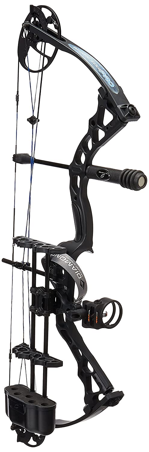 Diamond Archery Infinite Edge Pro Bow Package - Uberbows