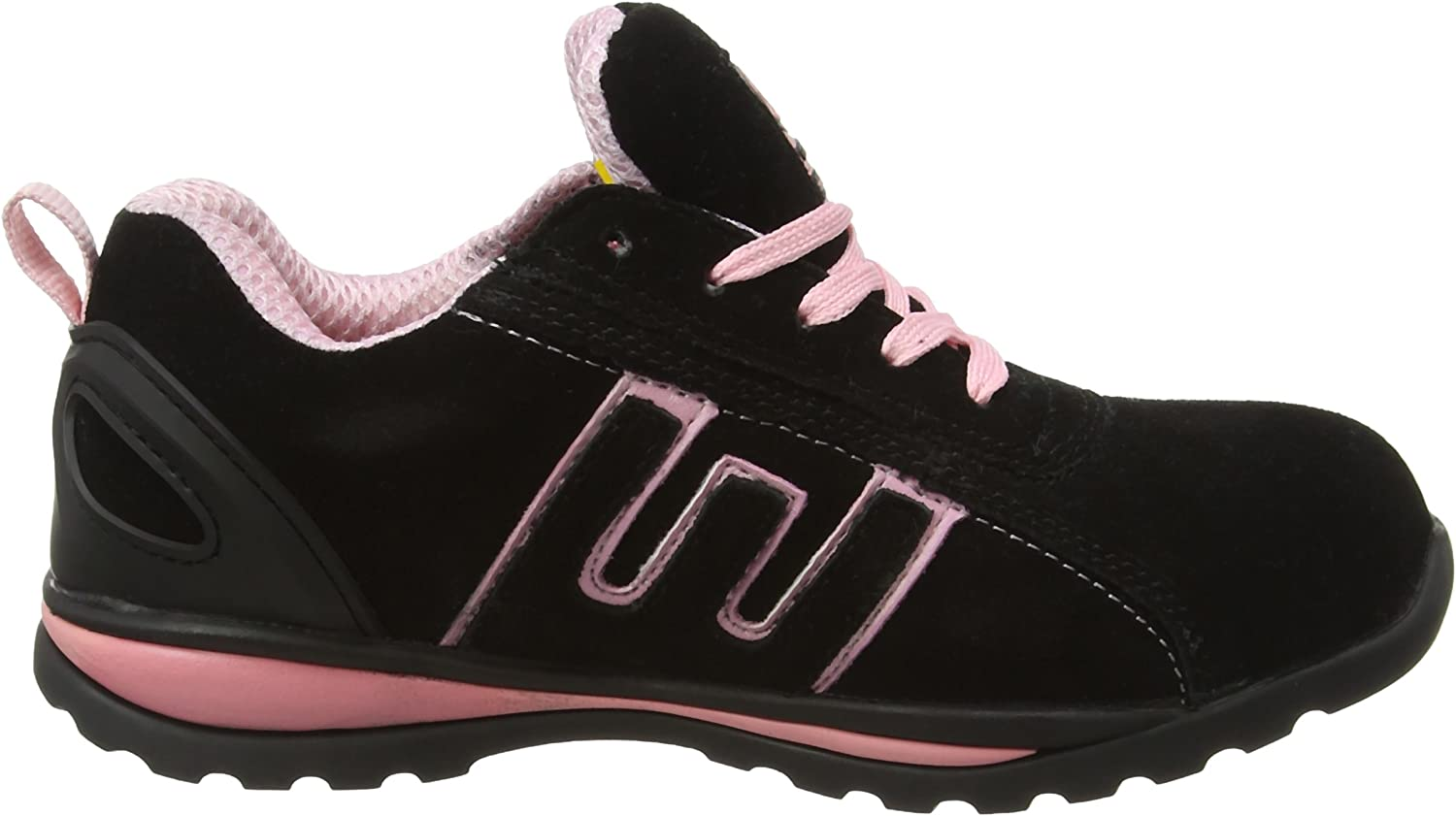 Groundwork New Ladies Safety Steel Toe Cap Ankle Trainers Boots