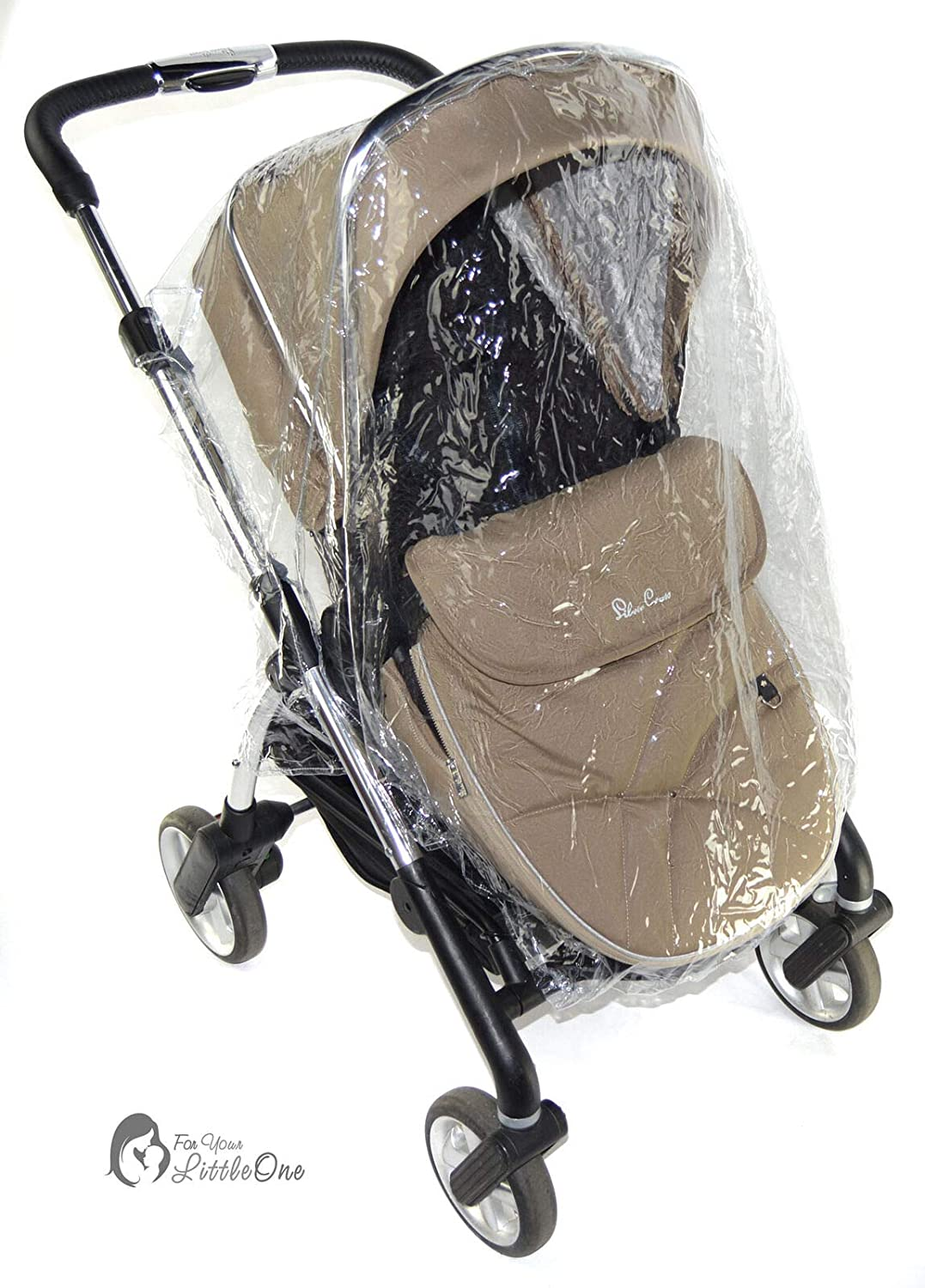 142 Raincover Compatible with Silvercross Wayfarer Pushchair