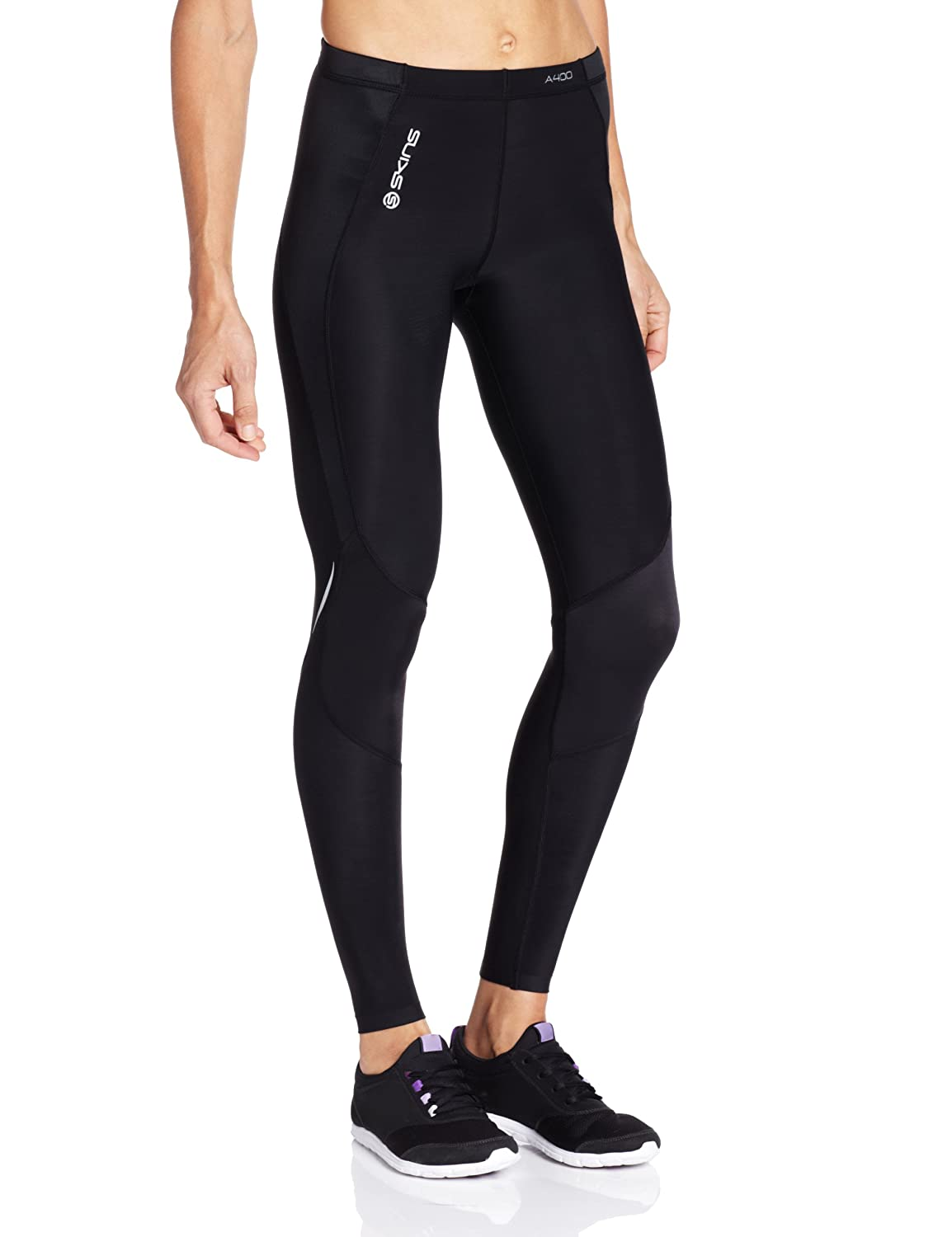 SKINS Women's A400 Long Tights SKIOZ