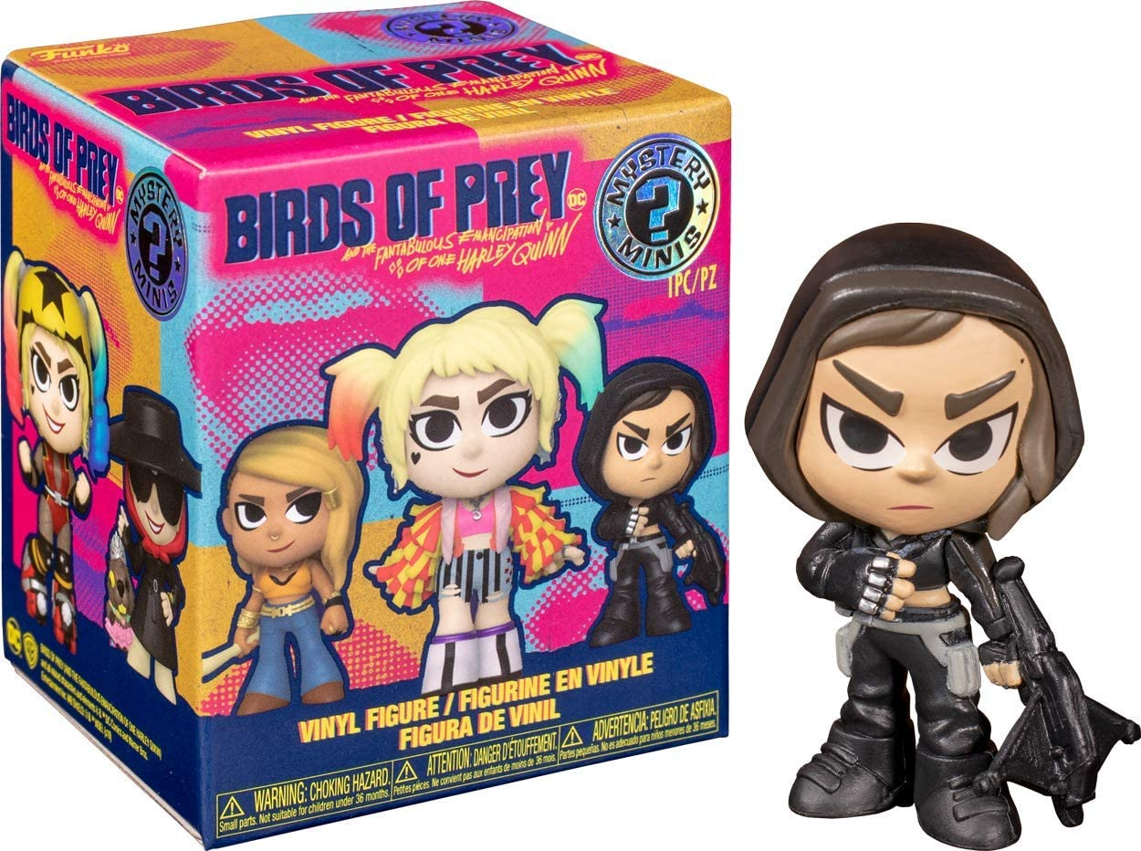 Amazon Com Funko Mystery Minis Birds Of Prey Multicolor Toys Games
