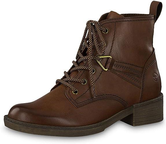 Heiß TAMARIS Damen Schuhe Klassische Stiefel Cognac Online