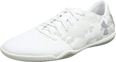 Chuteira Futsal Under Armour Spotlight In Masculina - Branco - 42