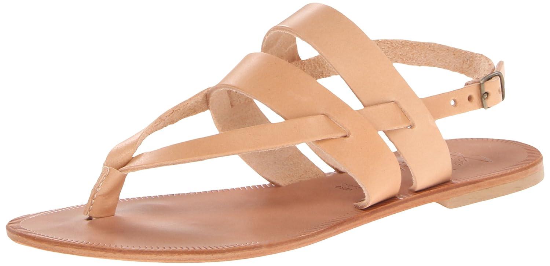 Joie Women's Positano Flat Sandal B00DF0OO0E 38 EU/8 M US|Natural/Natural