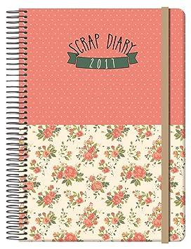 Dohe Scrap Diary - Agenda 2017, semana vista, diseño delight ...