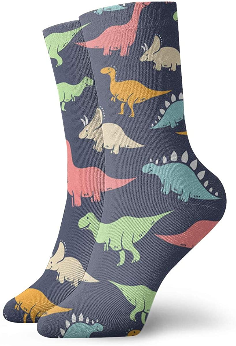 Animal Unisex Funny Casual Crew Socks Athletic Socks For Boys Girls Kids Teenagers