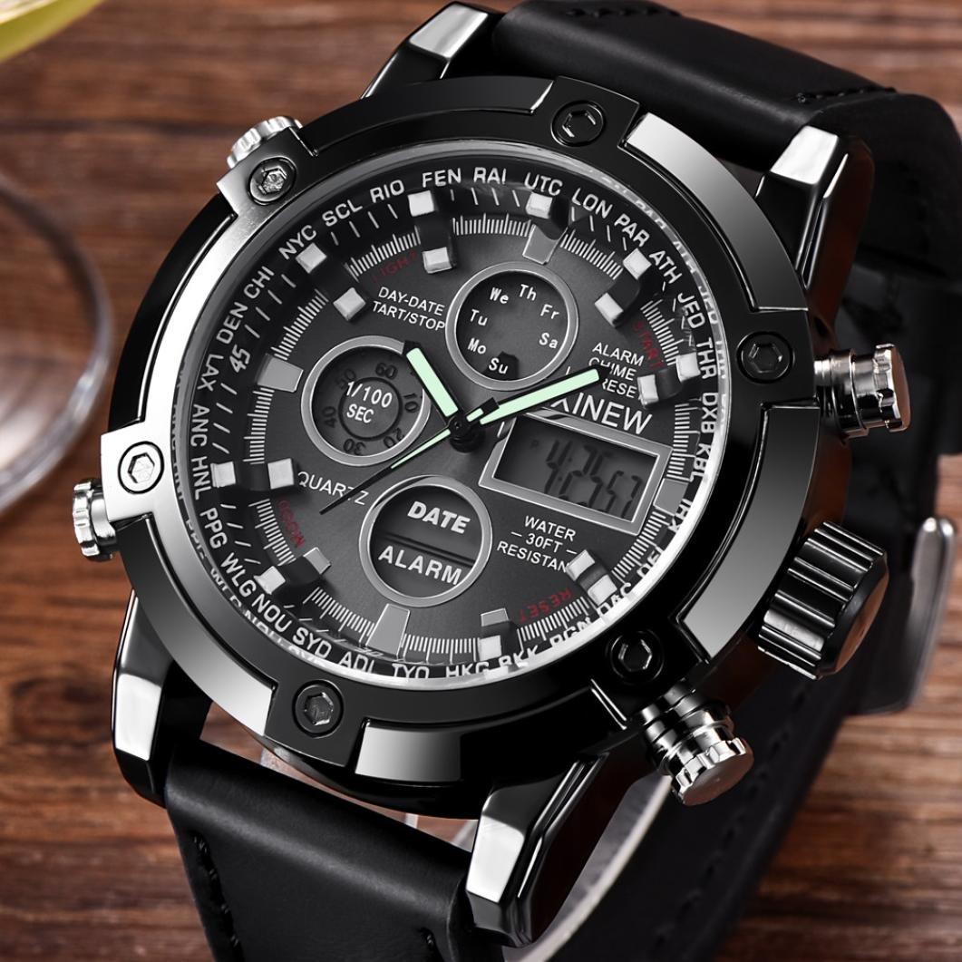 Instrucciones DigitalRelojes Y Reloj Adidas De Muñeca Digitales jq3RLc5A4