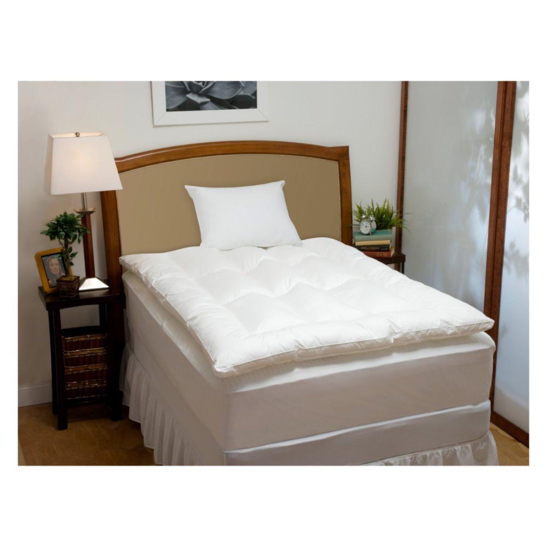 Colchón Almohadilla. Comodidad ortopédica, hipoalergénico suave 2,5 cm de espuma con efecto memoria para cama individual para almohada saludable dormir.