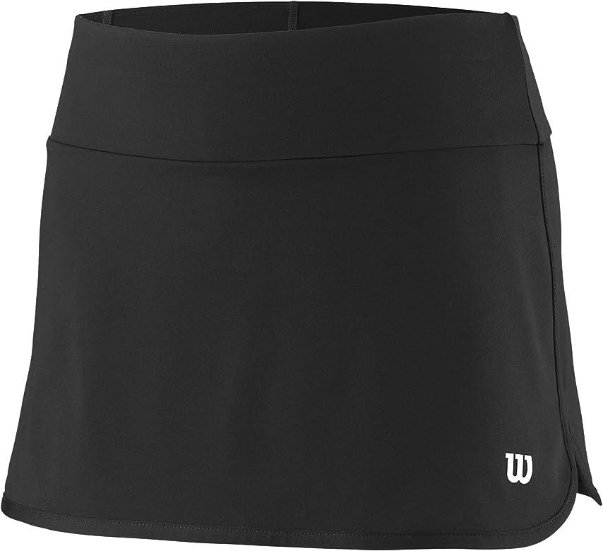 Wilson, G Team 11 Skirt, Falda de tenis para niña, Poliéster/licra ...
