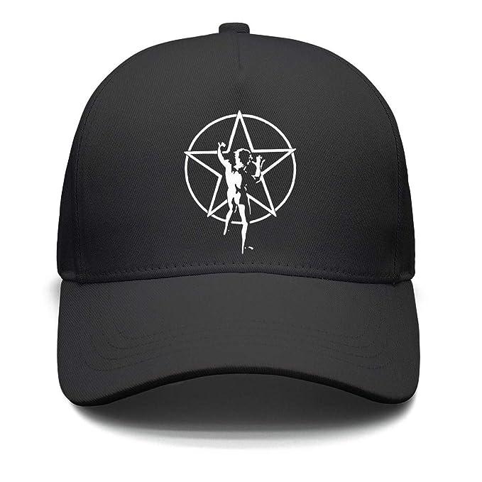 ada549f3af AuHSports R-U-S-H-Star-Logo- Baseball Cap Men Women Designer Trucker Hats
