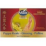Matt&Diet Pappa Reale Polline Ginseng - 80 ml