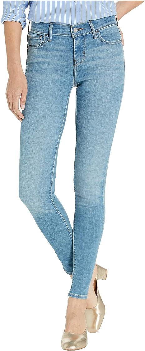 Levi's Women's 710 Super Skinny Jeans, Local Light 28 (US 6