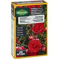 Vilmorin 6428399 Abono granulado para rosales y arbustos