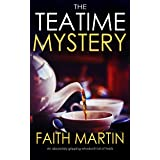 THE TEATIME MYSTERY an absolutely gripping whodunit full of twists (Jenny Starling Book 6)