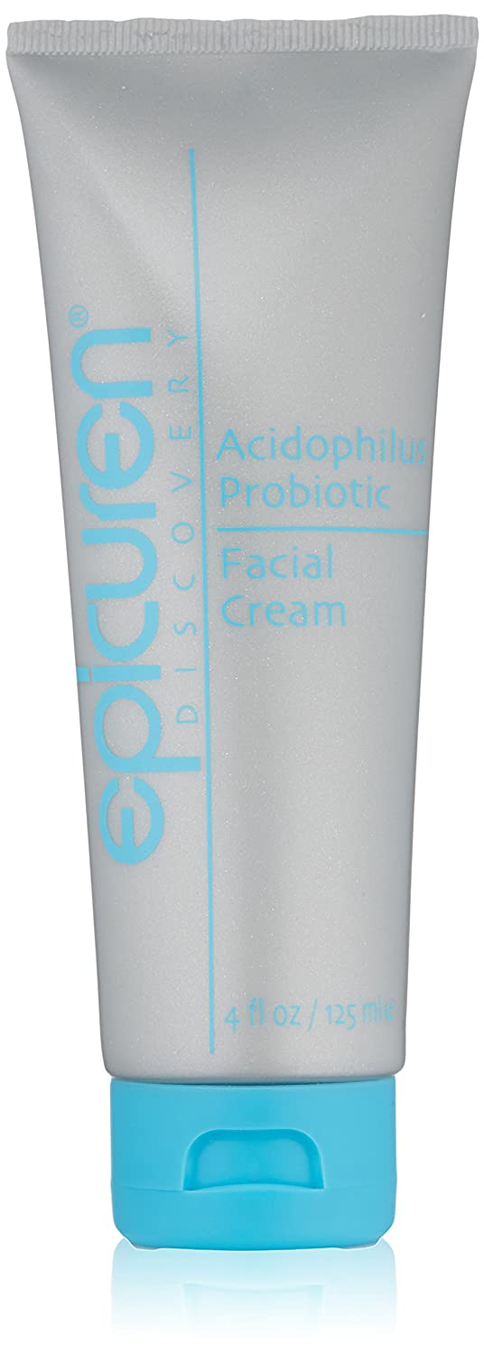 Epicuren Discovery Acidophilus Probiotic Facial Cream, 4 Fl Oz