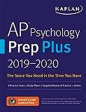 AP Psychology Prep Plus 2019-2020: 3 Practice Tests