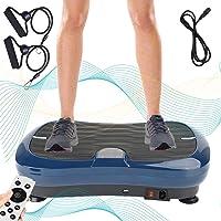 Triclicks Ultra Slim Fitness Power Trilplaat,Vibration Plate, Vibratietrainer,Vibration Shaper Plat,Bluetooth Speaker…