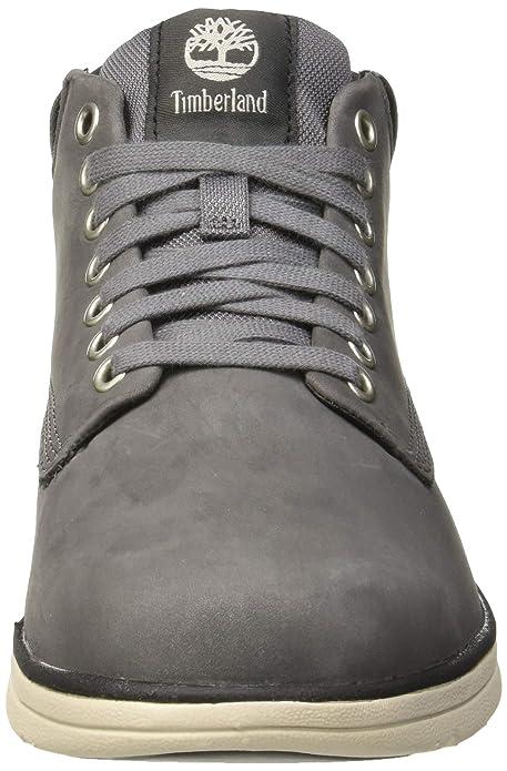 : Timberland A22M8 Zapatillas de piel de nobuk