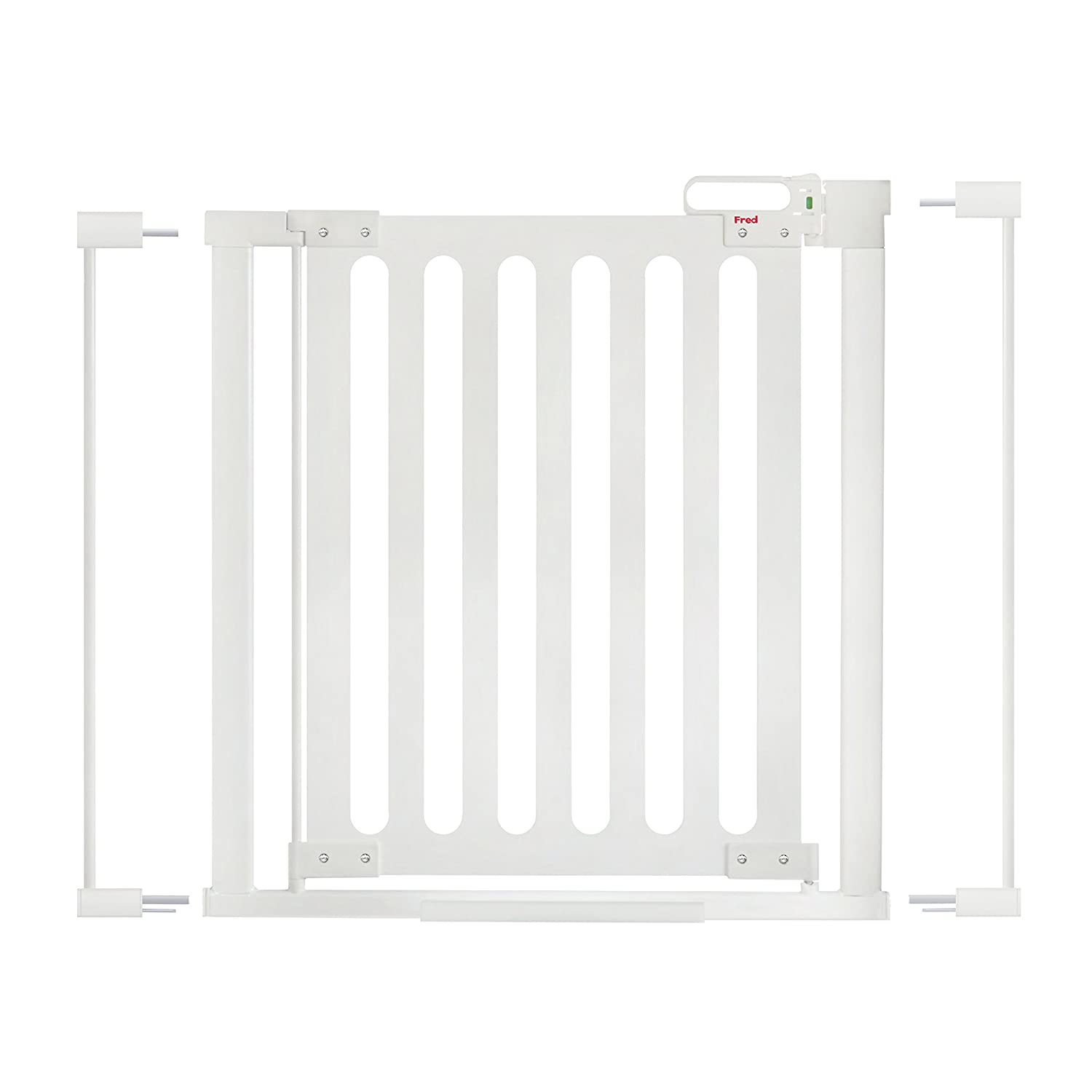 Dark Grey Extend Pressure Gate to Fit Openings up to 124.5cm/… Fred Safety Pressure Gate Extension Kit