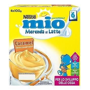 Nestle My Merenda Caramel 4x100g
