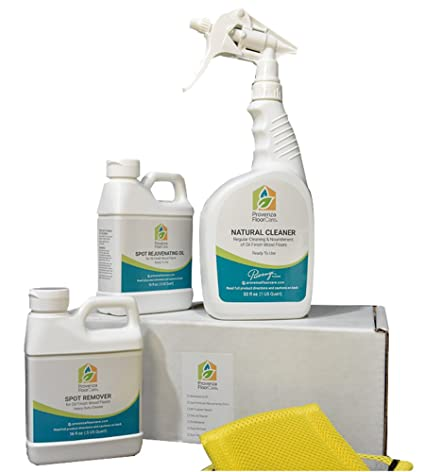 Amazon com: Provenza Oil Maintenance Kit: Home & Kitchen