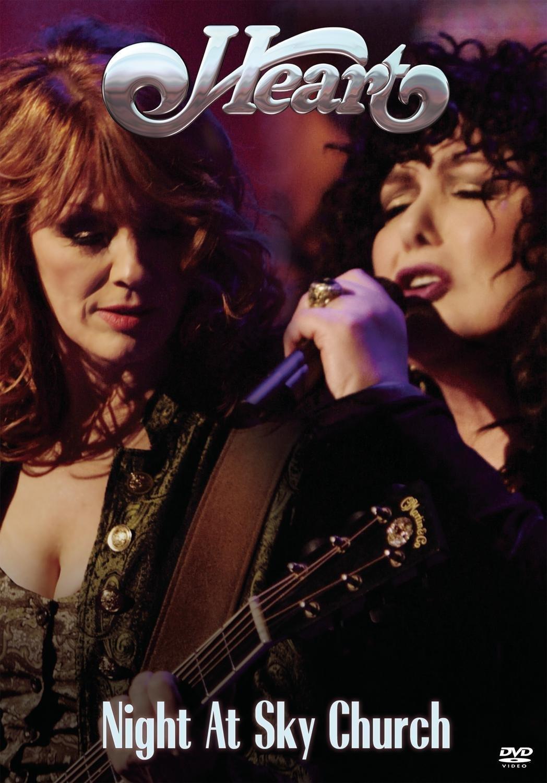 DVD : Heart - Night At The Sky Church (DVD)