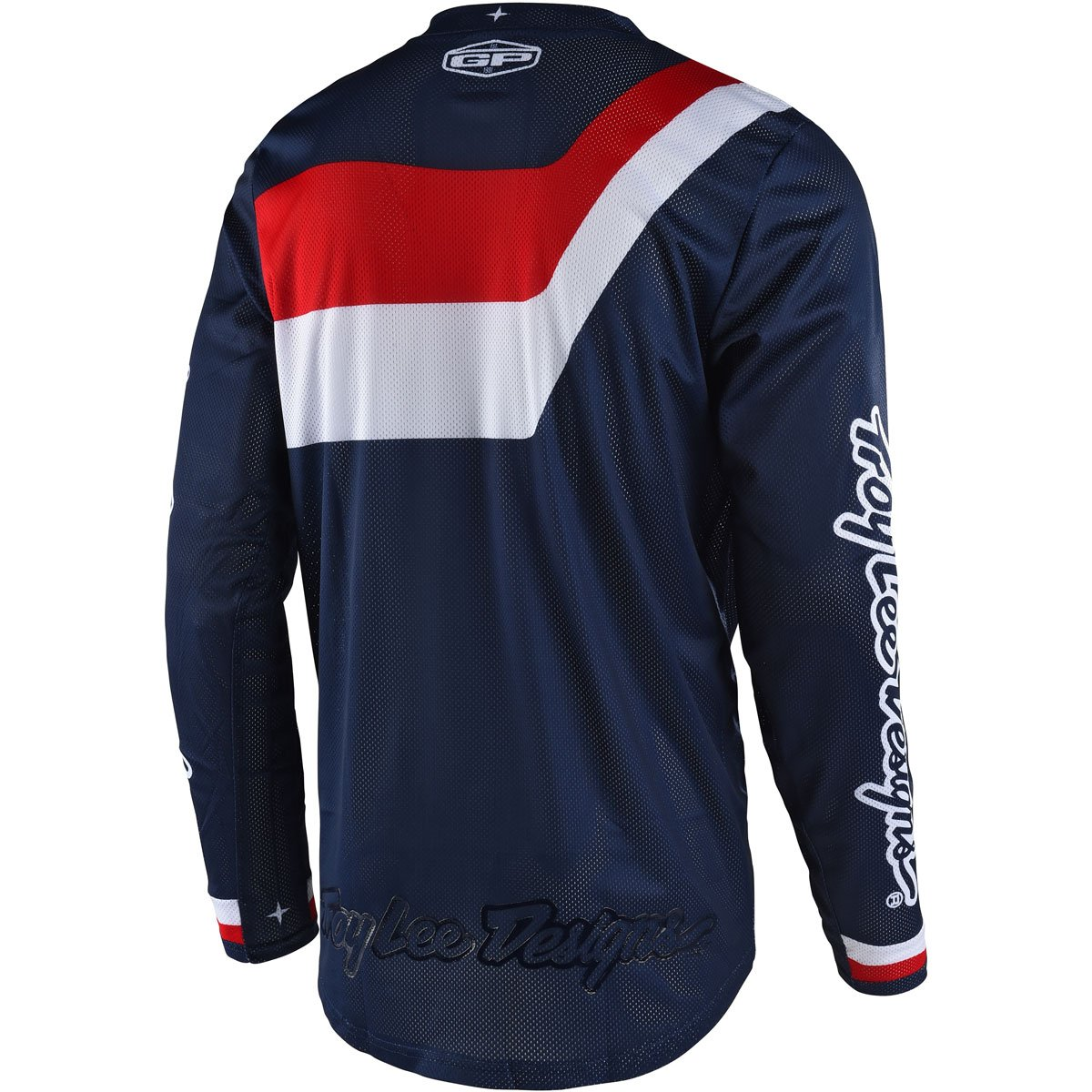 Troy Lee Designs 2018 GP Air Prisma Jersey-Navy-XL by Troy Lee Designs (Image #2)