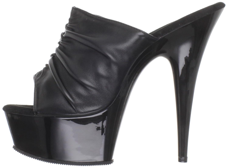 Pleaser Delight-601-9 - Sexy Sexy Sexy Plateau High Heels Sandaletten 35-45 9f3ef2