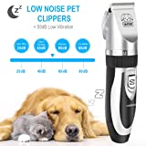 CAHTUOO Dog Clippers,Professional Dog Grooming