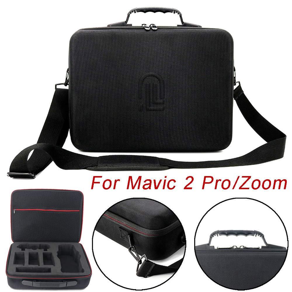 Rucan DJI Mavic 2 Pro/Zoom ポータブルEVAハードバッグ ショルダー携帯キャリーケース スーツケース B07H2GLMXL