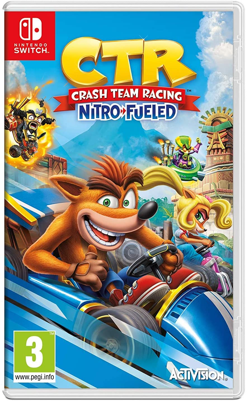 Crash Team Racing Nitro-Fueled - Nintendo Switch [Importación italiana]: Amazon.es: Videojuegos