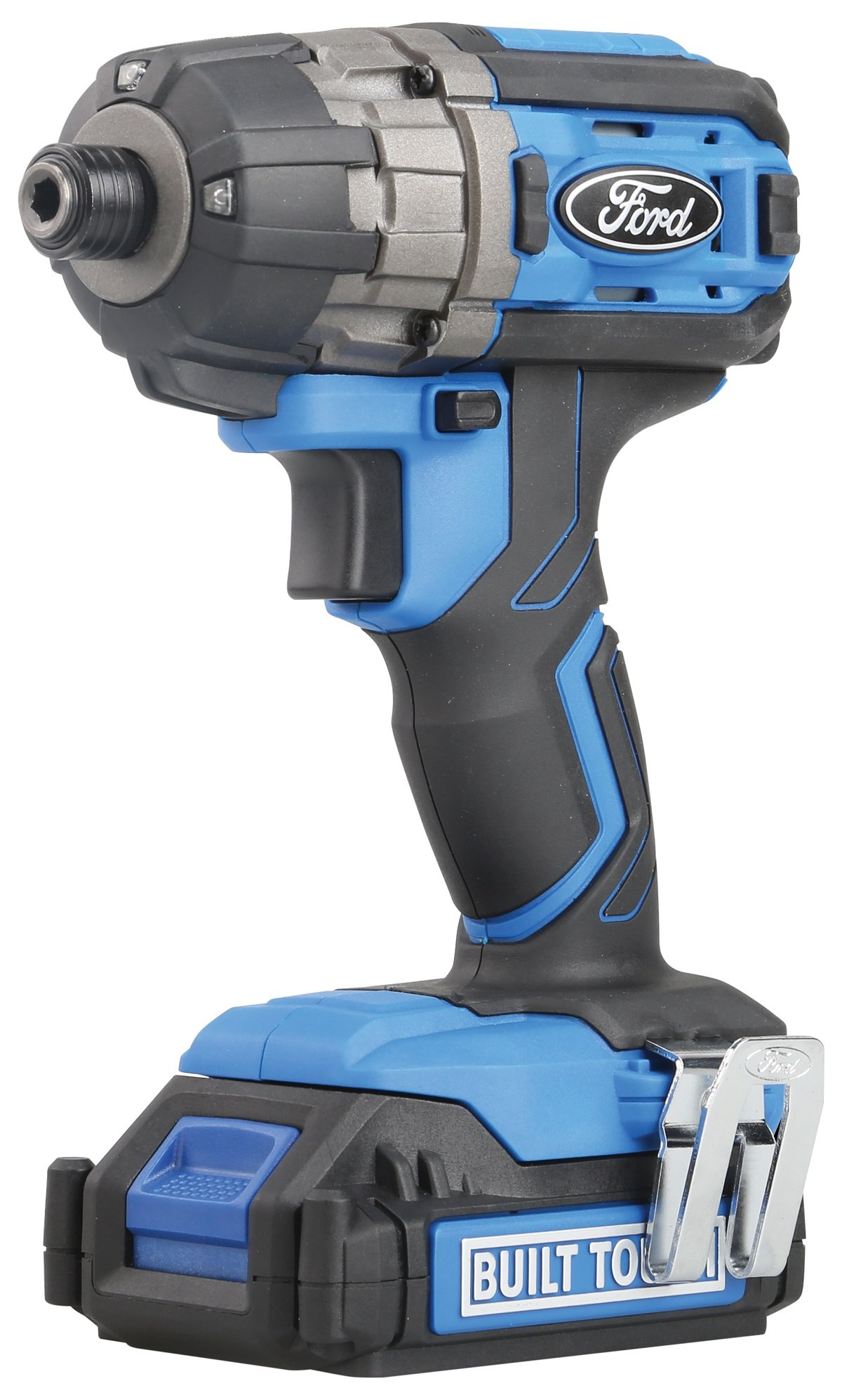 Ford Tools FMCF18-03 18V Cordless Impact Driver, 1 Pack
