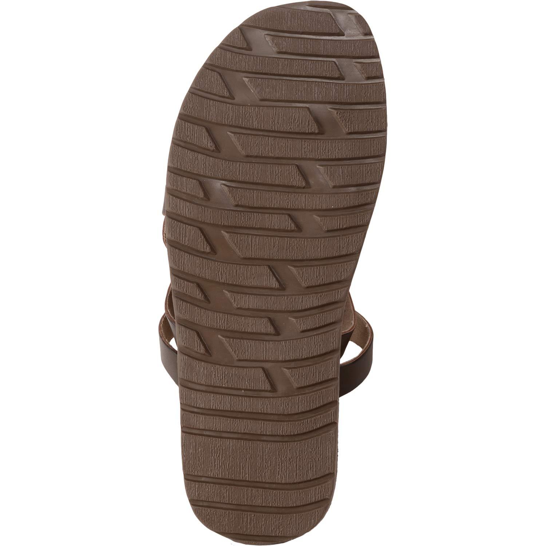 VONZO Men Brown Slip On Sandal Chappal