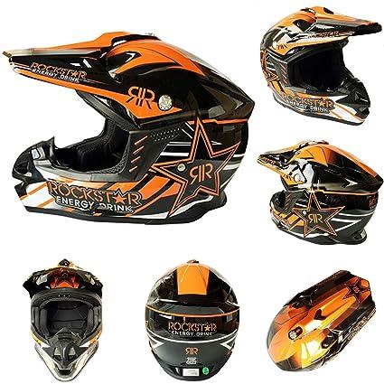 XBTECH Motocross Casco Full Face Motocross Casco Unisex ...