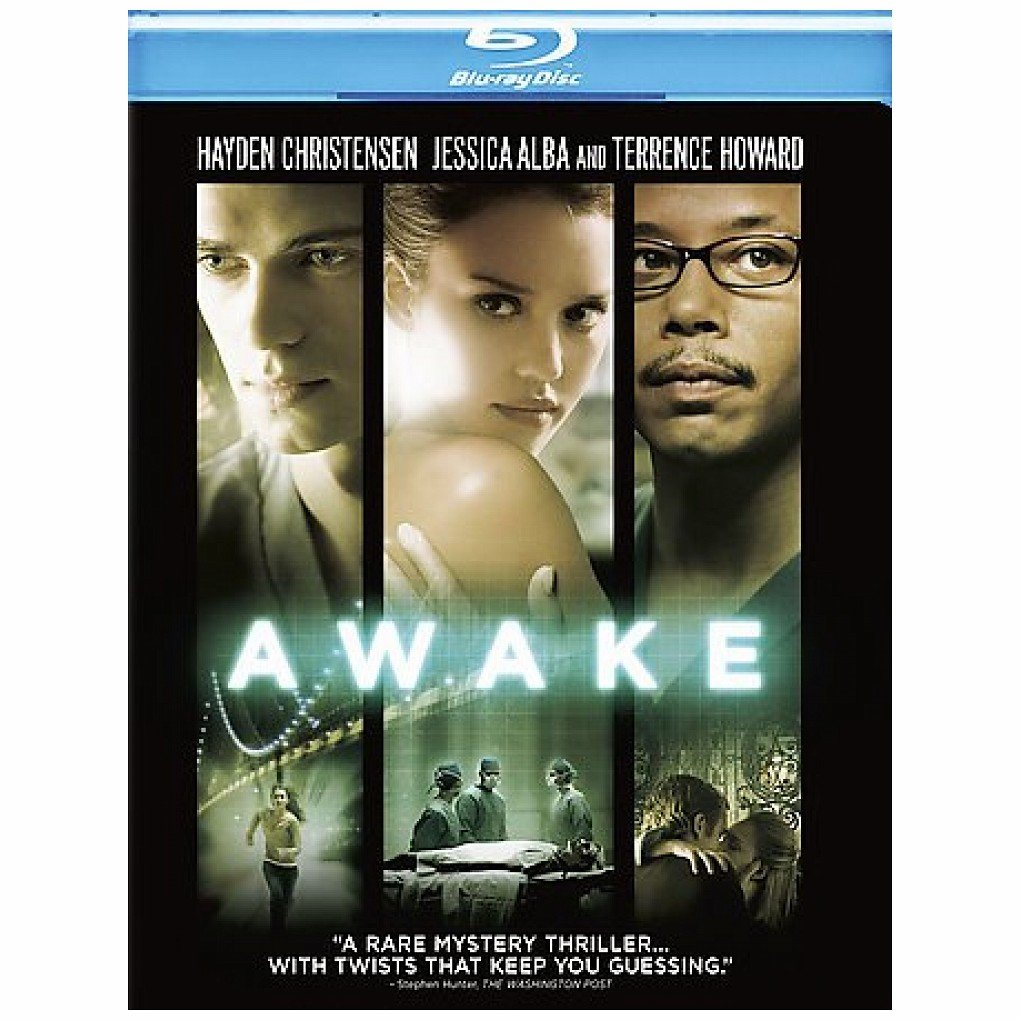 Blu-ray : Awake (Subtitled, Widescreen)
