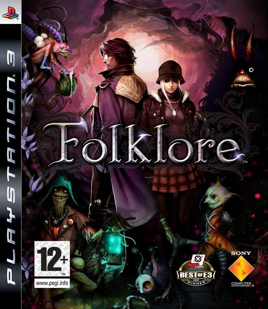 Folklore- PS3 |