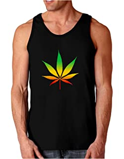 Legalize Gay Marijuana Mens Ribbed Tank Top