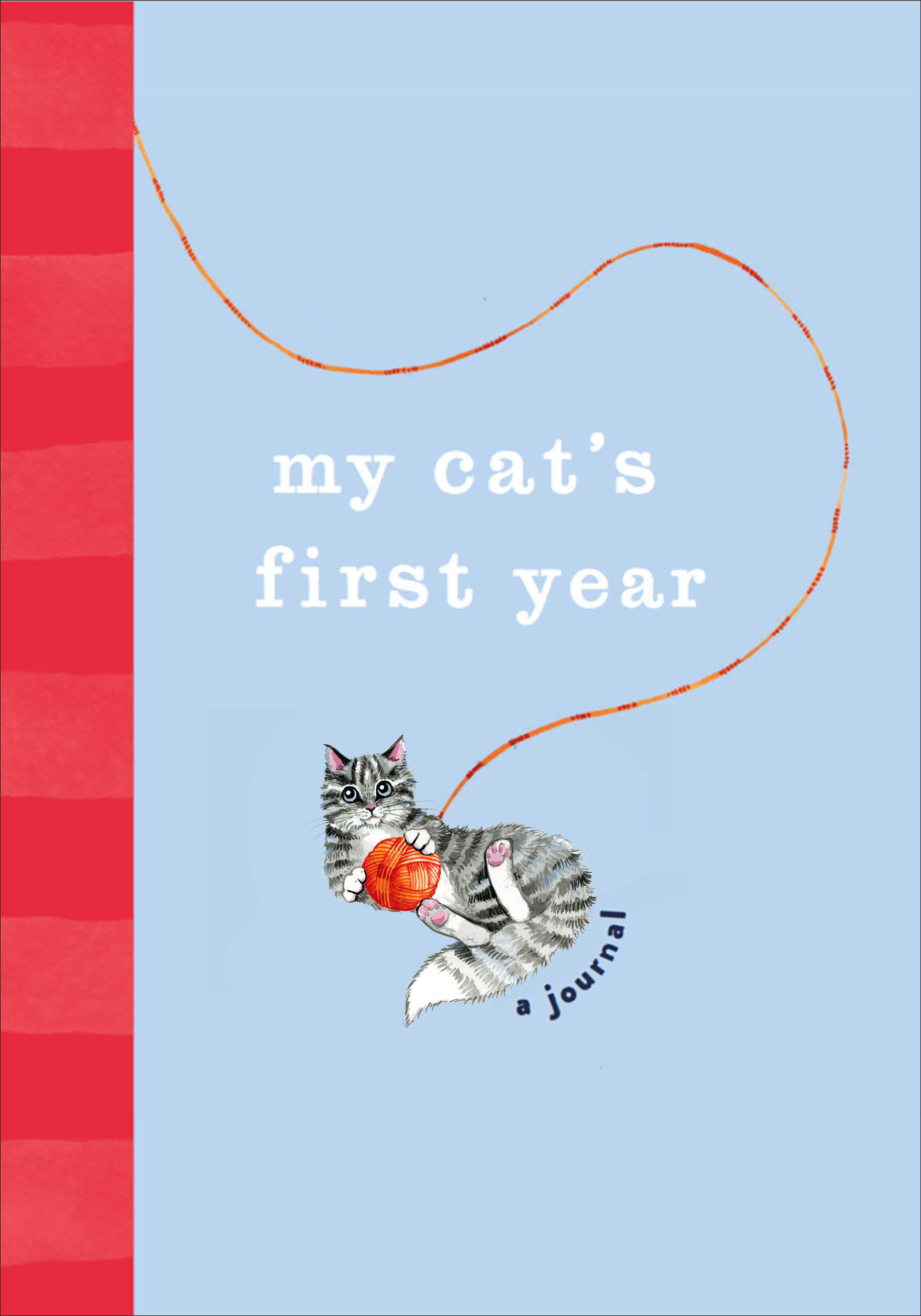 My Cat's First Year: A Journal