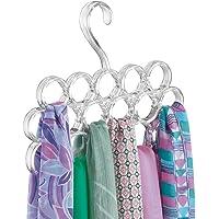 mDesign Percha para pañuelos - Organizador de pañuelos