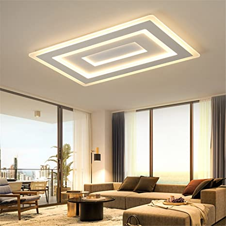 Ultra-Thin Surface Mounted Modern Led Ceiling Lights ...