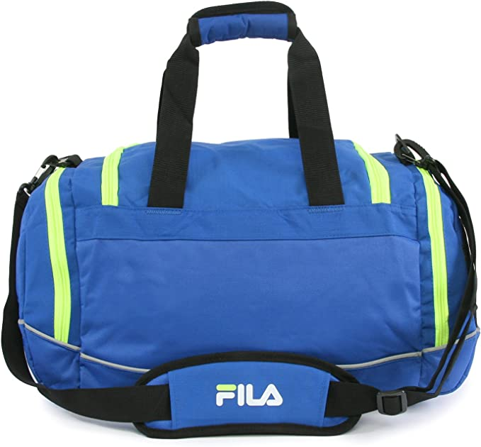 Fila FL-SD-2719 - Bolsa de Viaje Adulto Unisex, Color Blue/Neon ...