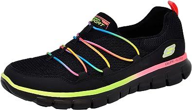 Mucho Tacón Correo  Amazon.com   Skechers Sport Women's Loving Life Memory Foam Fashion Sneaker    Fashion Sneakers