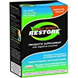 Daily Body Restore Probiotic with Digestive Enzymes 30 Capsules