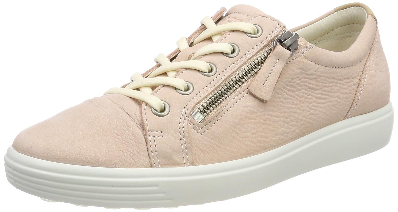 Ecco Soft 7, Zapatillas para Mujer 36 EU|Rosa (Rose Dust)
