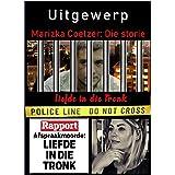 Uitgewerp: Uitgewerp - Marizka Coetzer: Die Storie (Afrikaans Edition)