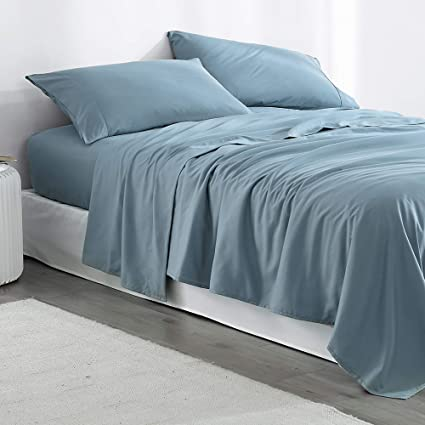 Amazon Com Byourbed Microfiber Supersoft Full Xl Bedding Sheets