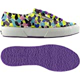 it Amazon Collo A Linstripesw 2750 Donna Basso Superga Sneaker q0P88I