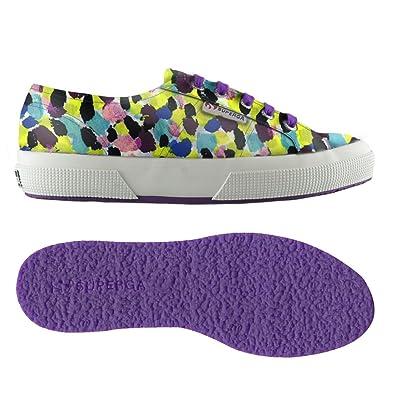 Sneakers Brush Superga Basses Purple Adulte Jaune Mixte Yellow TZiPkXOu