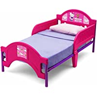 Hello Kitty Plastic Toddler Bed